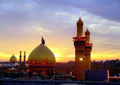 زیارت امام حسین (ع) در روز دوشنبه