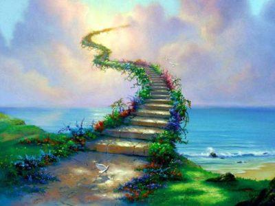 بررسی وجود تکامل در بهشت