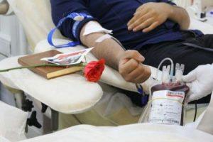 حکم تزریق کردن خون در هنگام روزه داری؟